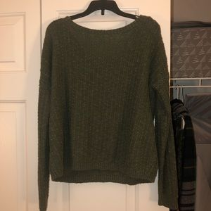 Reversible American Eagle Sweater